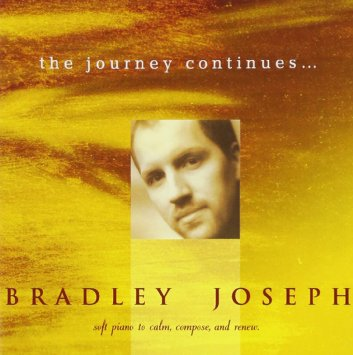 Cover image of the album The Journey Continues by Bradley Joseph