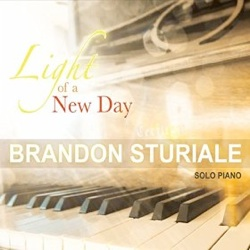 Cover image of the album Light of a New Day by Brandon Sturiale