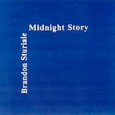 Cover image of the album Midnight Story by Brandon Sturiale