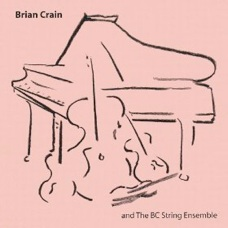 Cover image of the album Brian Crain and The BC String Ensemble by Brian Crain