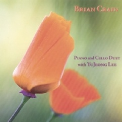Cover image of the album Piano and Cello Duet by Brian Crain