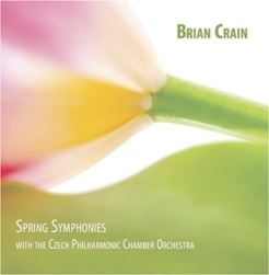 Cover image of the album Spring Symphonies by Brian Crain