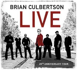 Cover image of the album Live 20th Anniversary Tour by Brian Culbertson