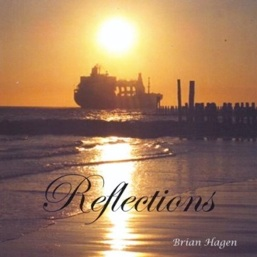 Cover image of the album Reflections by Brian Hagen