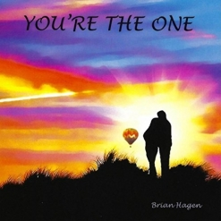 Cover image of the album You're the One by Brian Hagen