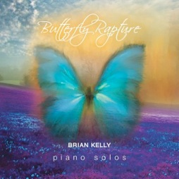 Cover image of the album Butterfly Rapture by Brian Kelly