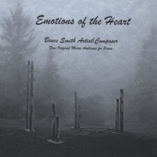 Cover image of the album Emotions of the Heart by Bruce Smith