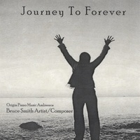 Cover image of the album Journey to Forever by Bruce Smith