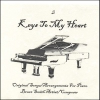 Cover image of the album Keys to My Heart by Bruce Smith