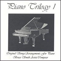 Cover image of the album Piano Trilogy 1 by Bruce Smith
