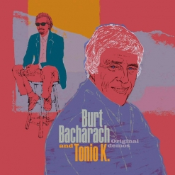 Cover image of the album Original Demos by Burt Bacharach