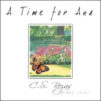Cover image of the album A Time for Ana by C.S. Bezas