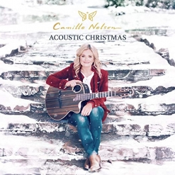 Cover image of the album Acoustic Christmas by Camille Nelson