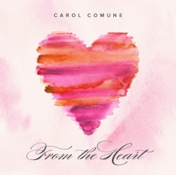 Cover image of the album From the Heart EP by Carol Comune