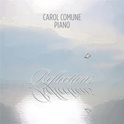 Cover image of the album Reflections by Carol Comune