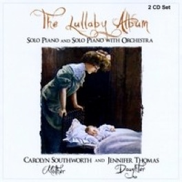 Cover image of the album The Lullaby Album by Jennifer Thomas