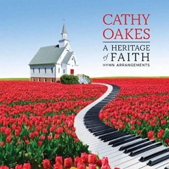 Cover image of the album A Heritage of Faith by Cathy Oakes