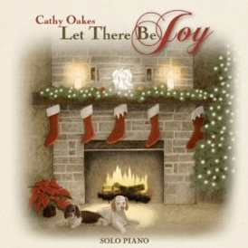 Cover image of the album Let There Be Joy by Cathy Oakes
