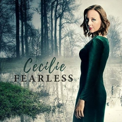 Cover image of the album Fearless by Cecilie