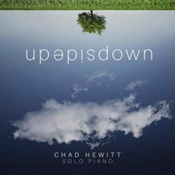Cover image of the album Upside Down by Chad Hewitt