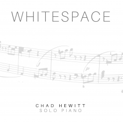 Cover image of the album Whitespace by Chad Hewitt