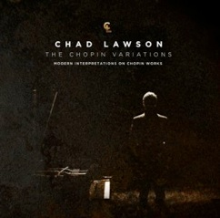 Cover image of the album The Chopin Variations by Chad Lawson