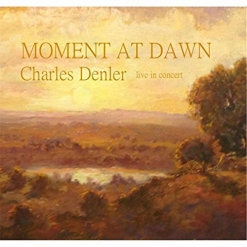 Cover image of the album Moment At Dawn by Charles Denler