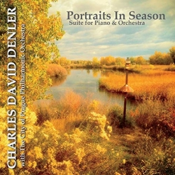Cover image of the album Portraits In Season Live by Charles Denler