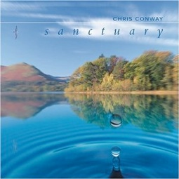 Cover image of the album Sanctuary by Chris Conway