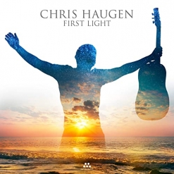 Cover image of the album First Light by Chris Haugen