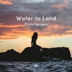 Cover image of the album Water to Land (single) by Chris Haugen