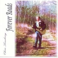 Cover image of the album Forever Roads by Chris Lonsberry