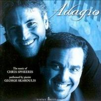 Cover image of the album Adagio by Chris Spheeris