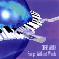 Cover image of the album Songs Without Words by Chris Welch