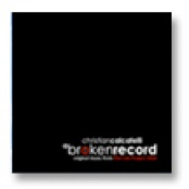 Cover image of the album A Broken Record, Part 1 by Christian Calcatelli