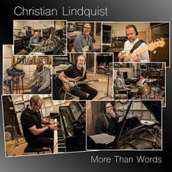 Cover image of the album More Than Words by Christian Lindquist