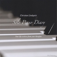Cover image of the album Solo Piano Diary by Christian Lindquist