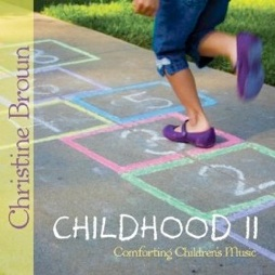 Cover image of the album Childhood II by Christine Brown