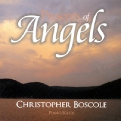 Cover image of the album Presents of Angels by Christopher Boscole