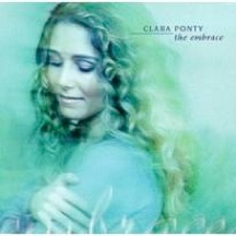 Cover image of the album The Embrace by Clara Ponty