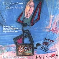 Cover image of the album Jazz Escapades by Clayton Wright