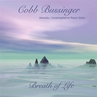 Cover image of the album Breath of Life by Cobb Bussinger
