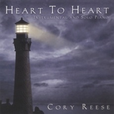 Cover image of the album Heart to Heart by Cory Reese
