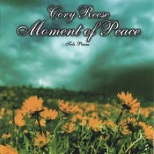 Cover image of the album Moment of Peace by Cory Reese