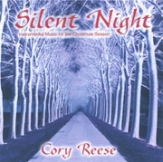 Cover image of the album Silent Night by Cory Reese