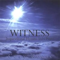 Cover image of the album Witness by Cory Reese