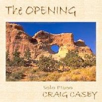 Cover image of the album The Opening by Craig Casey