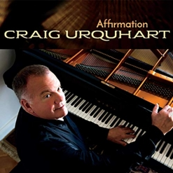Cover image of the album Affirmation by Craig Urquhart