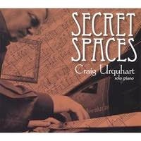 Cover image of the album Secret Spaces by Craig Urquhart