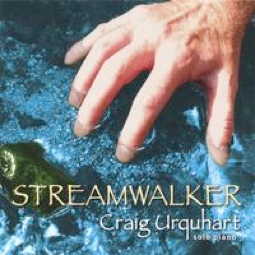 Cover image of the album Streamwalker by Craig Urquhart